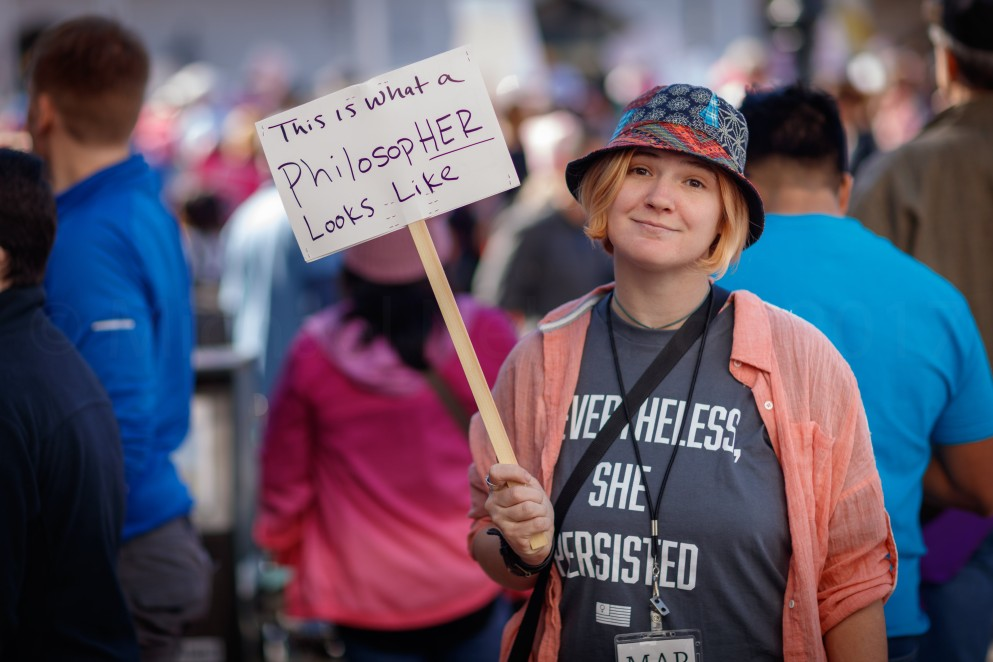Sherri_Women's March 2018